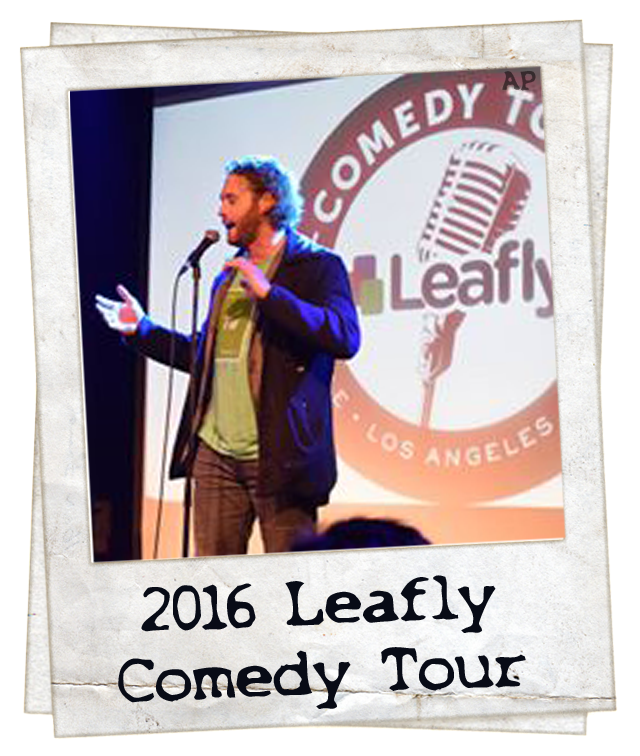 2016 Leafly Comedy Tour